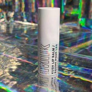 Milk Makeup Kush Lip Balm untinted mini minty!